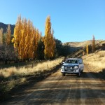 If adrenaline is not your thing, try one of our less arduous 4x4 trails