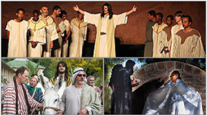 Lady Grey Easter Passion Play
