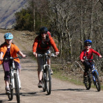Mountain biking for families